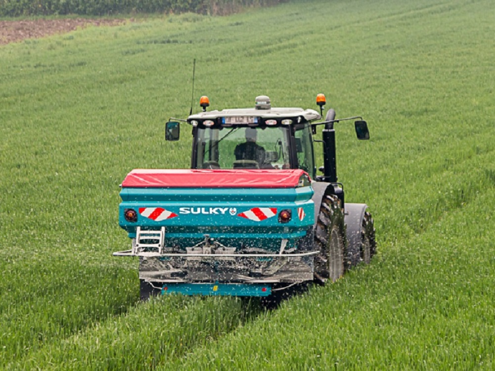Sulky X40+/X50+ Twin Disc Fertiliser Spreader thumbnail image