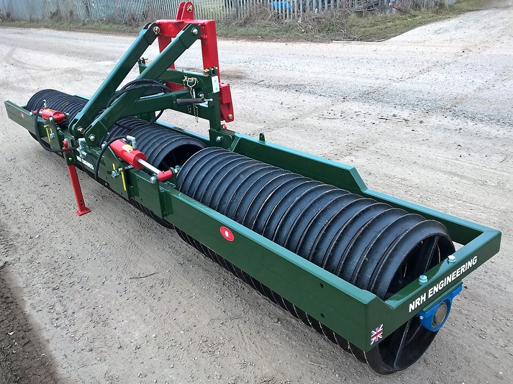 NRH Front Mounted Cambridge Rollers thumbnail image