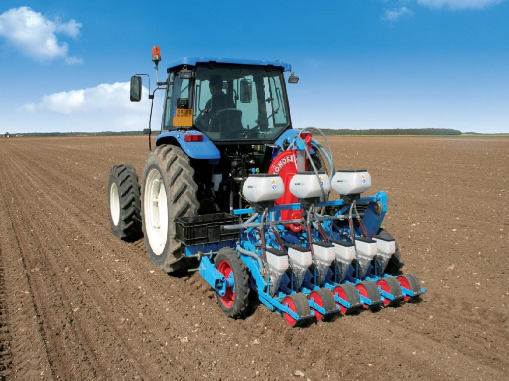 Monosem MS Precision Pnuematic Seed Drill thumbnail image