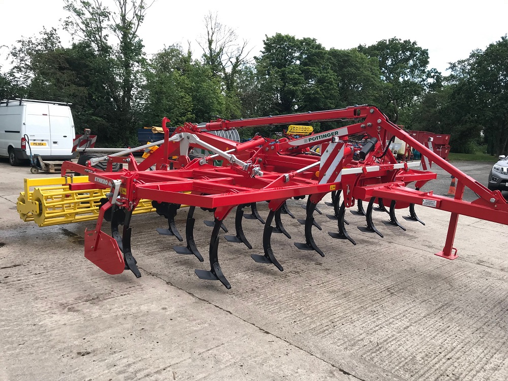 Pottinger Synkro Trailed Stubble Cultivator thumbnail image
