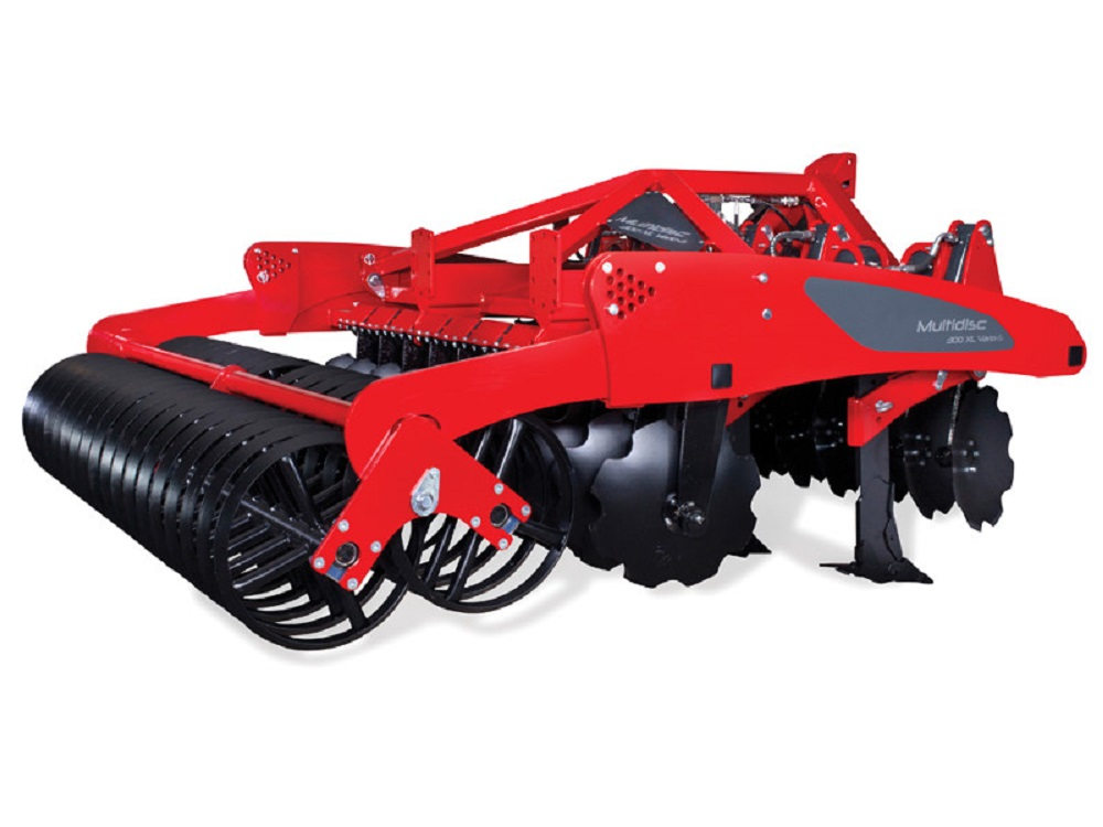 "Teagle Vario-S ""One-Pass"" Cultivator thumbnail image"