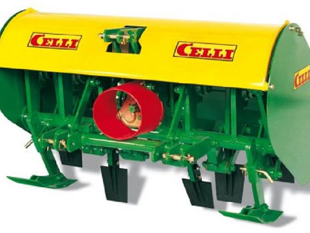 Celli X40 Spading Machine thumbnail image