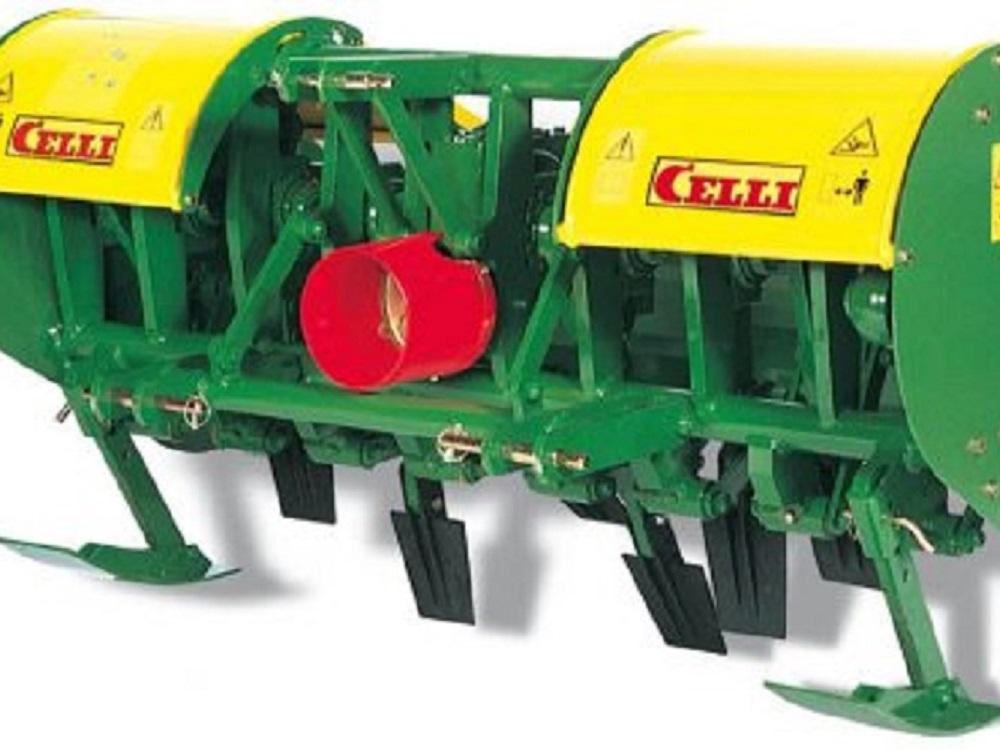 Celli Y70 Spading Machine thumbnail image