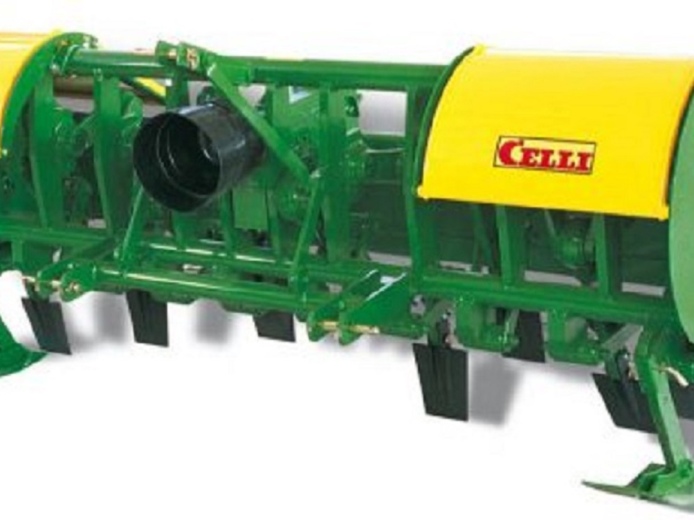 Celli Z90 Spading Machine thumbnail image