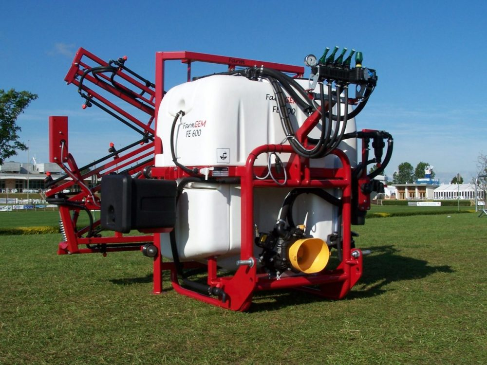 MVF 1200 Litre Mounted 18 Metre Sprayer thumbnail image