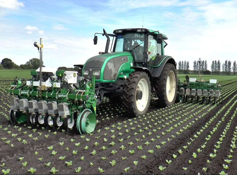 Garford Robocrop InRow Weeder thumbnail image