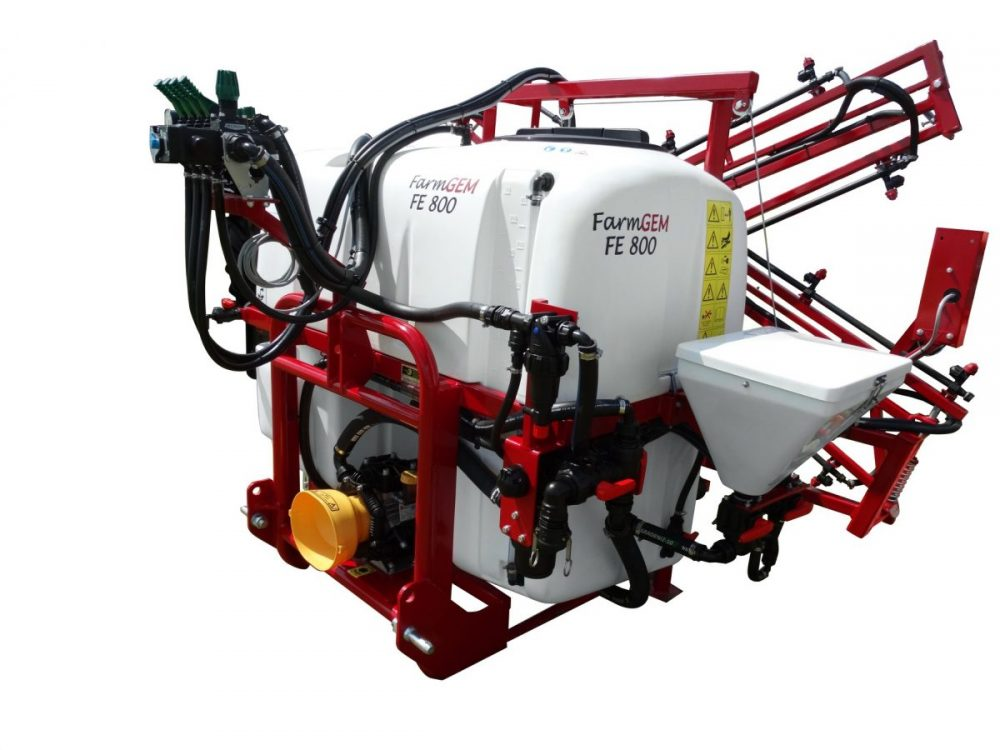 FGA 800/1000/1200 Mounted 12m Sprayer thumbnail image