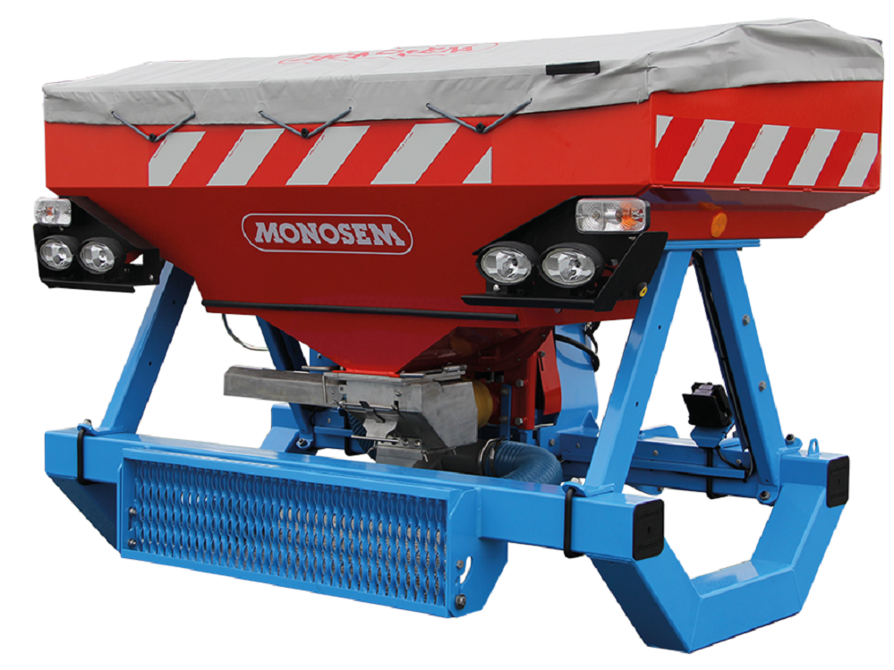 Monosem Front Mounted Fertiliser Applicator thumbnail image
