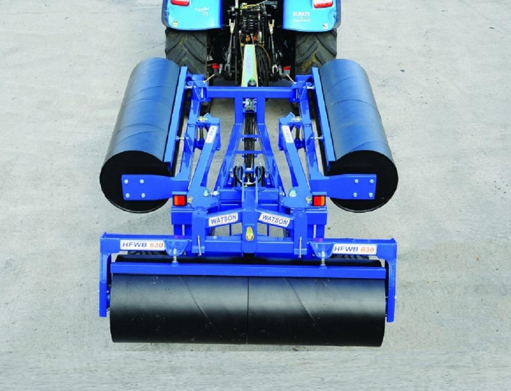 Walter Watson Hydraulic Folding Rollers thumbnail image