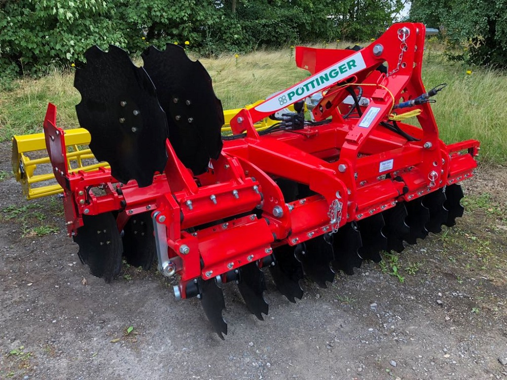 Pottinger Terradisc Rigid Disc Harrow thumbnail image