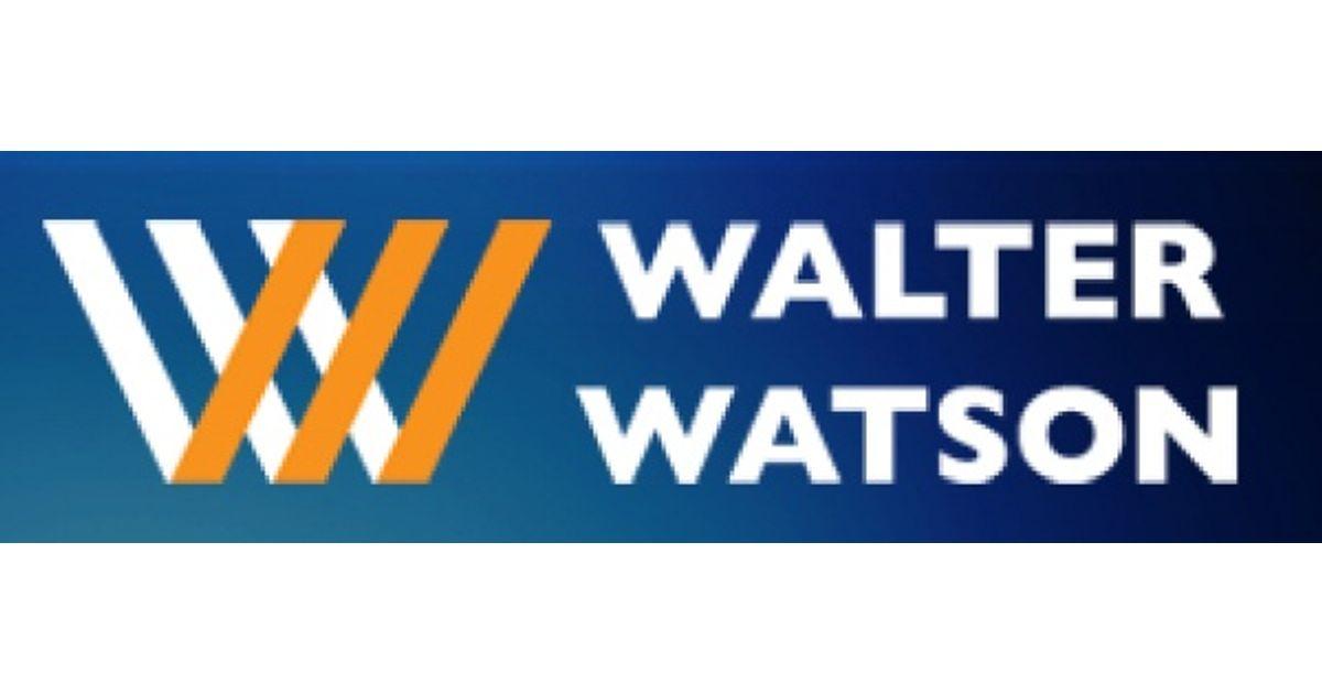 Walter Watson logo